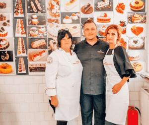 Cofetria LUSH Bucuresti