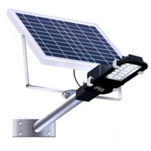 Corp Stradal LED 15W cu Panou Solar
