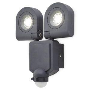 Proiector LED 2 X 10W cu Senzor Miscare