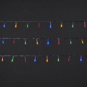 Instalatie Brad Multicolora 240 LED-uri