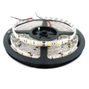 BANDA LED 12V 60LED/M 14.4W/M Ip65 R5050 6400K 5Ml Lumina Rece