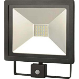 Proiector Led SMD cu Senzor Miscare 50W 4000Lm 6400K