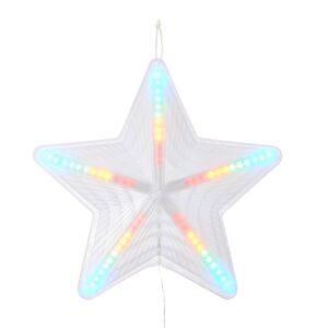 Decoratiune Stea Luminoasa cu LED-uri