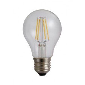 Bec LED Filament A60 E27 4W 6500K 480 lumeni