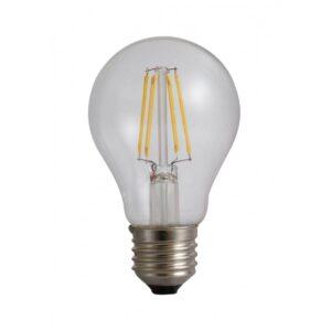 led-ieftin.ro Bec Filament A60 E27 6W 220V 6500k