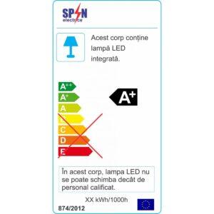 Spot LED Slim Incastrat 15W FI192 2700K