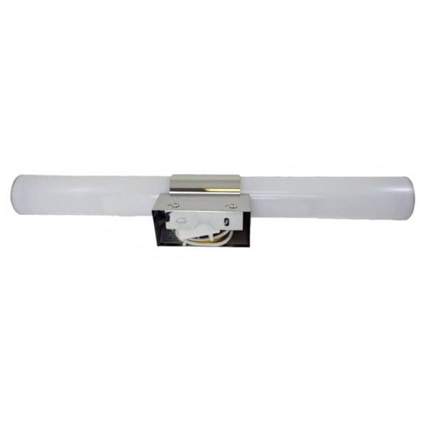 Aplica LED Baie Inox 10W 4000K 450mm