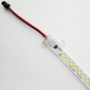 Banda LED rigida 3W 210Lm 300x14mm 6400k IP65