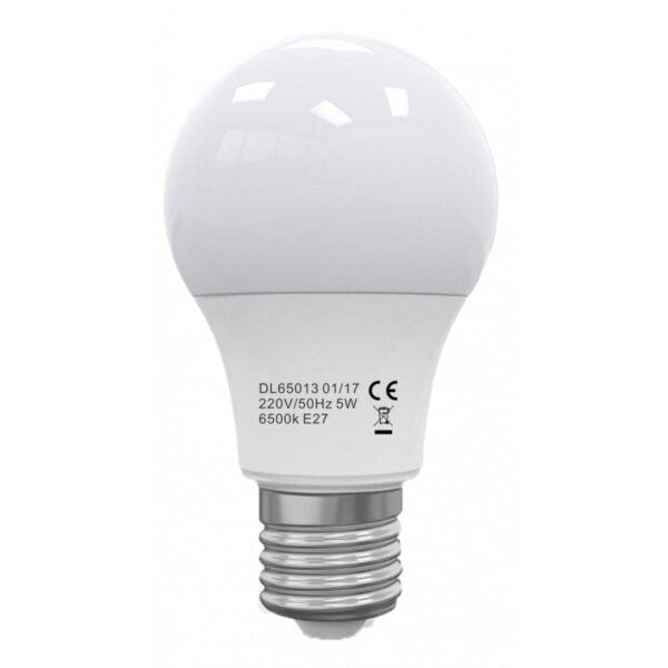 led-ieftin.ro Bec Led E27 5W 220V 6400K 15000H A60