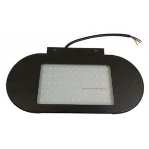 Aplica LED de Exterior 12W IP65 3000K