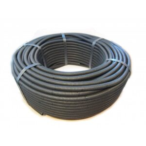 Copex 13mm (rola 50m) - Tub riflat PVC