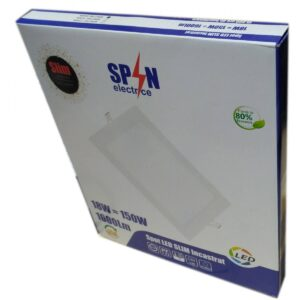 Spot Led Slim Patrat Incastrat 18w 225x225mm