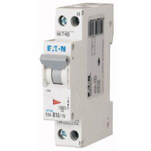 Siguranta Automata Eaton PLN4 C16/1N-DE 1pol+N 16A