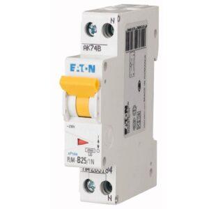 Siguranta Automata Eaton PLN4 C25/1N-DE 1pol+N 25A