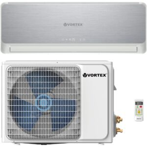 Aer Conditionat cu Wi-Fi 12000 BTU + kit instalare inclus • Vortex