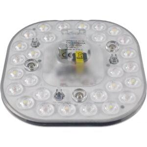 Modul Led Vega Pentru Aplica Fi120 12W 6400K Dimensiune 120mm Lumina Calda 960 Lumeni