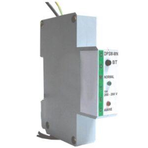 Dispozitiv Monofazat Protectie Supratensiune cu Monitorizarea Nulului DPSM MN