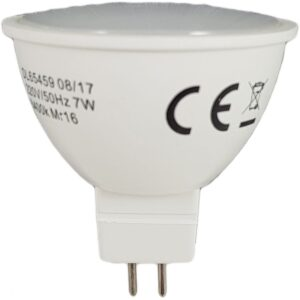 Bec Led MR16 R50 7W=55W 6400K