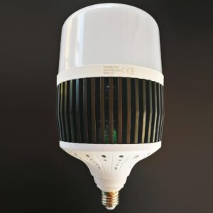 Bec LED industrial E27 model T150 100W=800W 6500K
