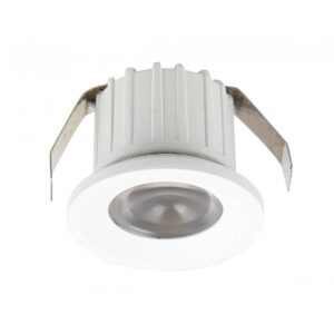 Spot LED Slim Rotund Incastrabil Mobila / Rigips 3W 3000K