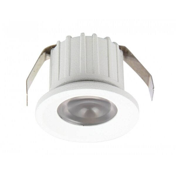 Spot LED Slim Rotund Incastrabil Mobila / Rigips 3W 6000K