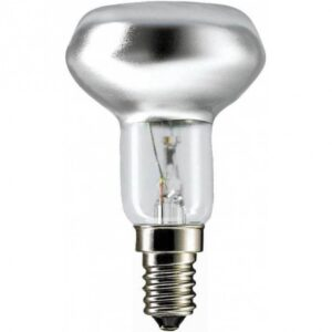 Bec Industrial R50 60W E14 - Incandescent