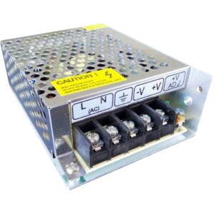 Sursa de alimentare IP20 6.5A 80W 220VAC 12VDC