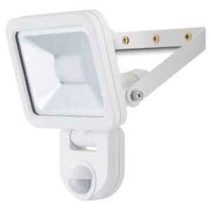Proiector LED Alb cu Senzor Miscare 10W