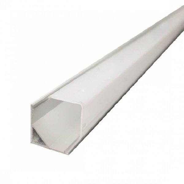 Profil Aluminiu de Colt Pentru Banda LED