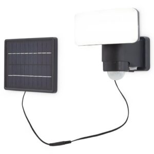 Proiector LED cu Senzor 9W 165 x 155 mm