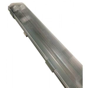 Corp Neon IP65 2X18W (Pentru Tub LED 120 cm)