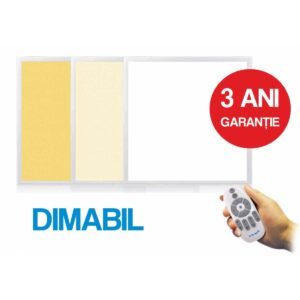 Panou Led Dimabil 595X595X10mm 2-36W 3000/4000/6000k