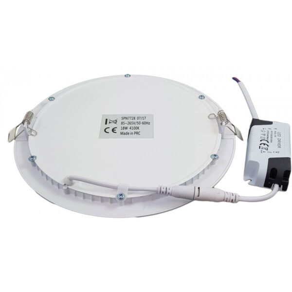 Spot LED Slim Incastrat 15W FI192 6400K