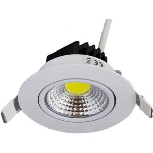 Spot LED Slim Rotund COB Fi85 5w 308Lm