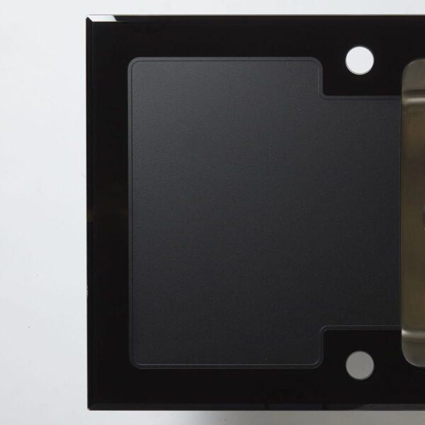 Chiuveta din inox Cooke&Lewis Christianna, 86 x 51 x 21.5 cm
