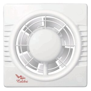 Ventilator aerisire Vents 14V, diametru 100 mm, 146 x 146 x 98 mm