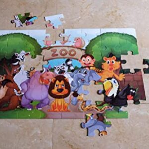 puzzle podea
