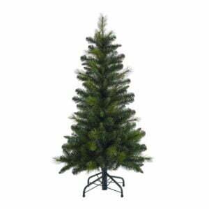 Brad artificial verde, aspect natural, 122 cm