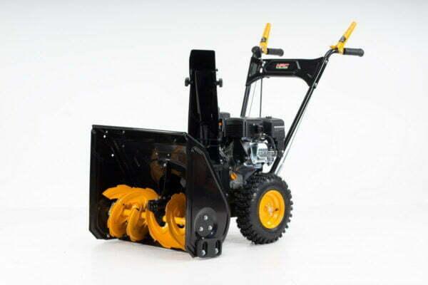 Freza de zapada pe benzina, putere 3.8 kW / 5.17 CP, 3600 rpm, lama 61 cm