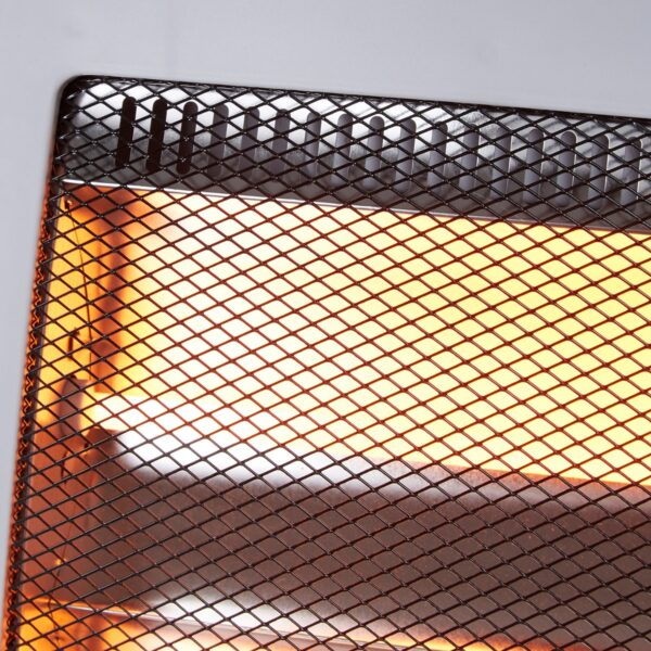 Radiator electric cu cuartz, putere 1000 W