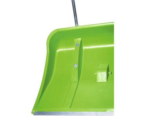 Impingator pentru zapada, maner aluminiu, 82x38 cm