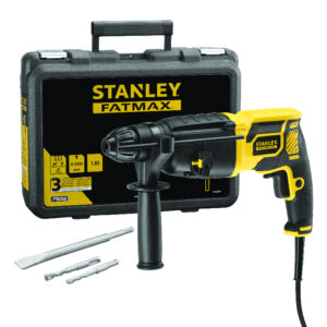 Ciocan rotopercutor, 750W, 5200 bpm • Stanley Fatmax
