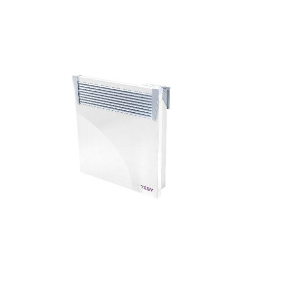 Convector electric pentru perete Tesy, 500 W, 44 x 45 x 9 cm, alb