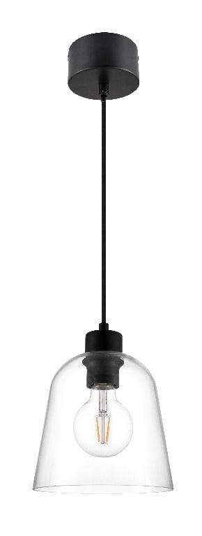 Pendul sfera GoodHome Calume, design modern, 1xE27, cablu reglabil
