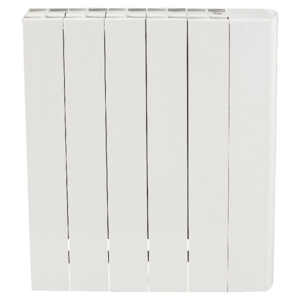 Radiator electric orizontal Alvara, 1000 W, element inertial uscat, 57 x 50 x 12 cm