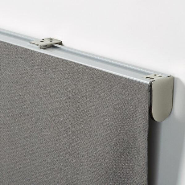 Roleta gri GoodHome Dano, 160 x 160 cm, reduce luminozitatea