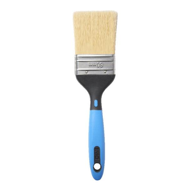 Pensula albastra, 60 mm, acoperire optima, curatare usoara