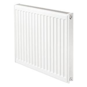 Radiator (calorifer) otel Blyss T11, drept, 600 x 600 mm, alb