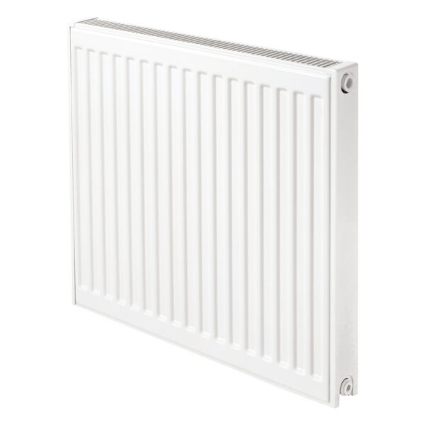 Radiator (calorifer) otel Blyss T11, drept, 800 x 600 mm, alb
