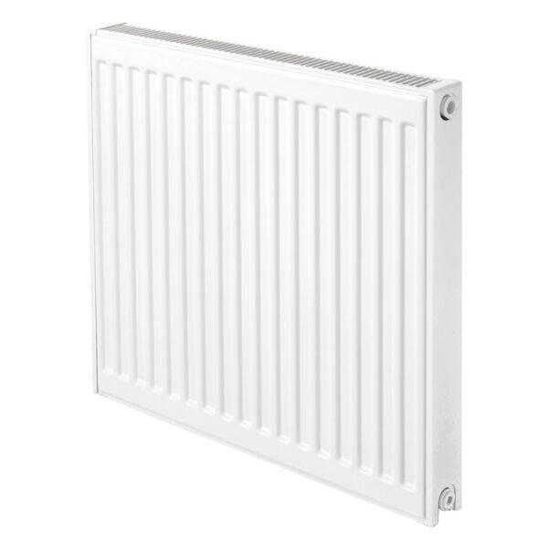 Radiator (calorifer) otel Blyss T21, drept, 1200 x 600 mm, alb